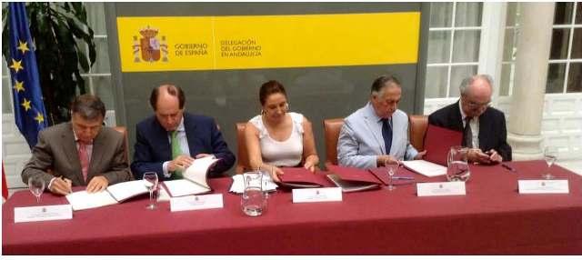 13.09.25 Firma convenio regadíos Huelva 1_tcm7-298204_noticia