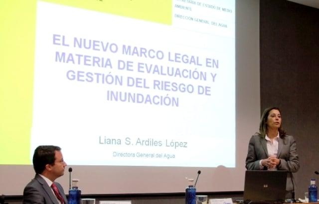 131106 L.Ardiles jornada gestión riesgos inundaciones Valencia,1_tcm7-306102
