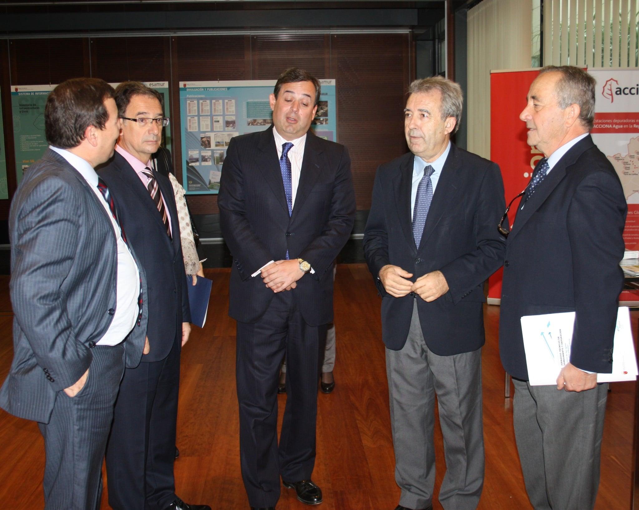 Murcia consolida su Plan de Saneamiento y Depuración como sistema de ...