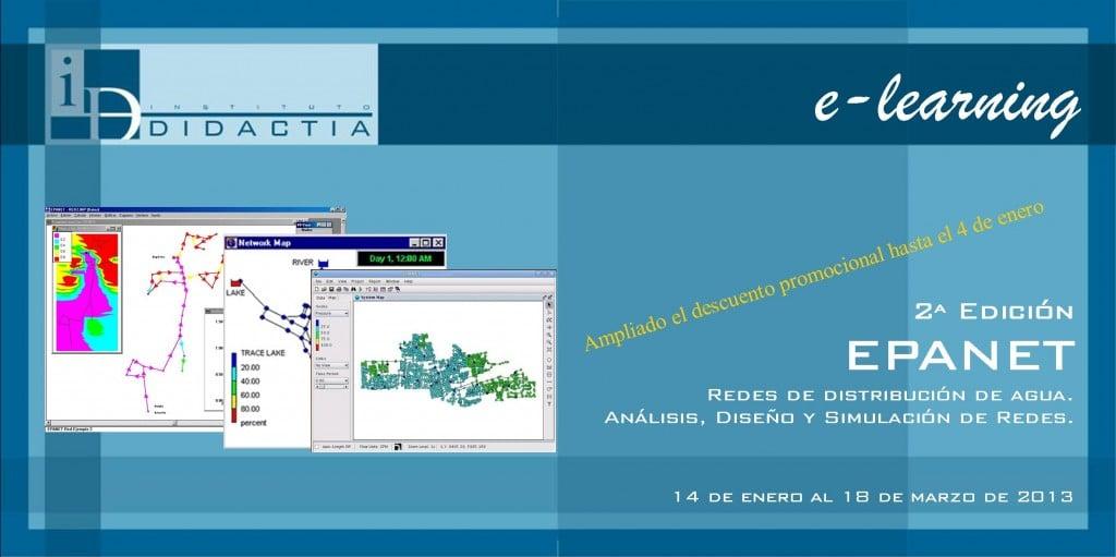 0k Curso EPANET (Elearning) 4enero