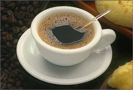 Salud y bienestar. Cafe-taza
