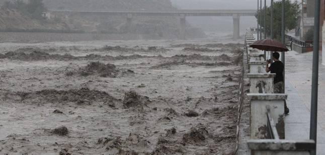 La riada de San Wenceslao fue ´un tsunami de agua dulce´