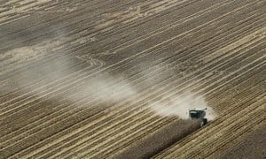Según los pronósticos, la sequía se extenderá hasta marzo próximo.