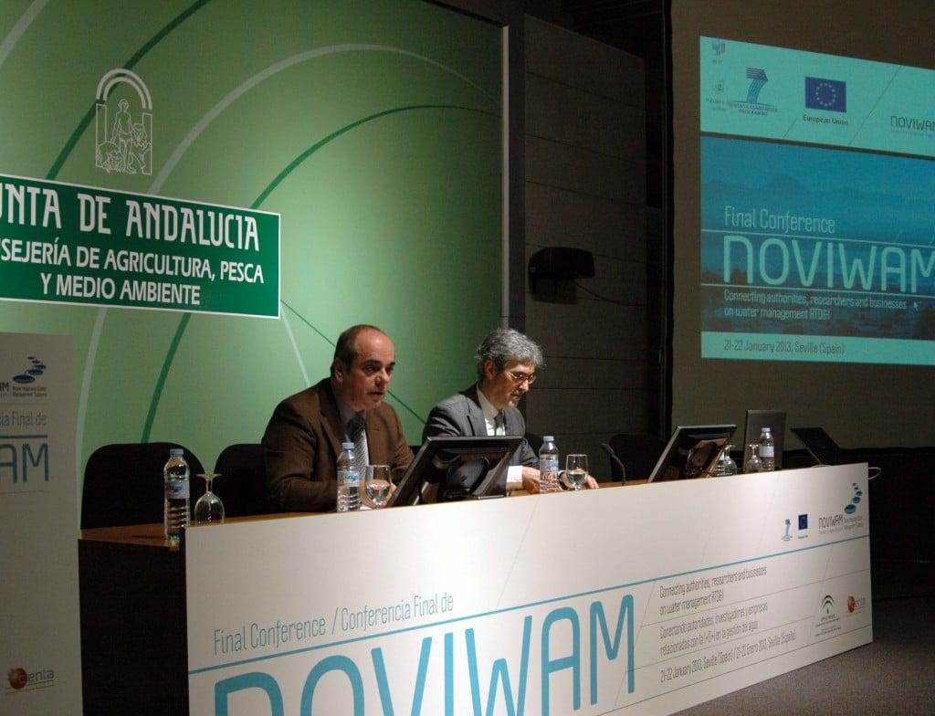 Inauguración de la Conferencia Noviwam