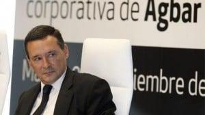 Ángel Simón, Presidente de AGBAR. Fuente: Blog Colonialismo del Agua