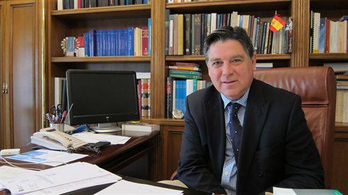 José Manuel Claver, Presidente del Sindicato Central de Regantes del Acueducto Tajo-Segura (Scrats)