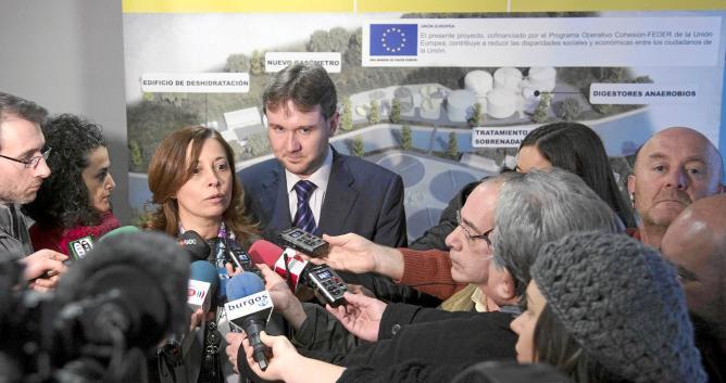 El alcalde de Burgos