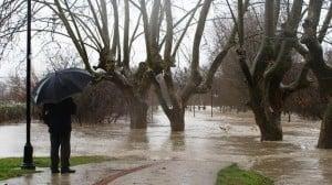 Navarra es la comunidad más afectada por el temporal