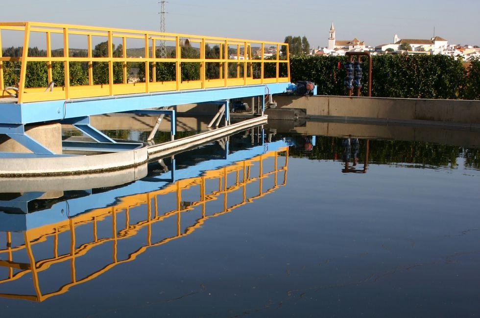 Instalaciones de Gestión Integral Aguas de Huelva (Giahsa).