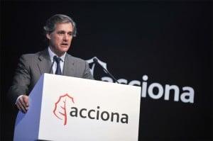 Jose Maria Entrecanales, presidente de Grupo Acciona