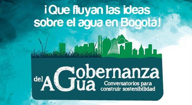 Debate sobre el agua y el futuro de Bogotá