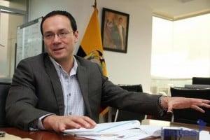 Santiago Medina, Director Nacional de Preinversión. Foto: Micaela Ayala V./Andes