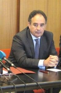Manuel Romero, Presidente de la CHG