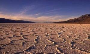 Gran pérdida de agua dulce en Oriente Medio.