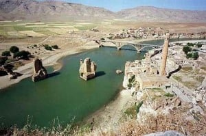 Se estima que perdieron un nivel de agua similar al del Mar Muerto