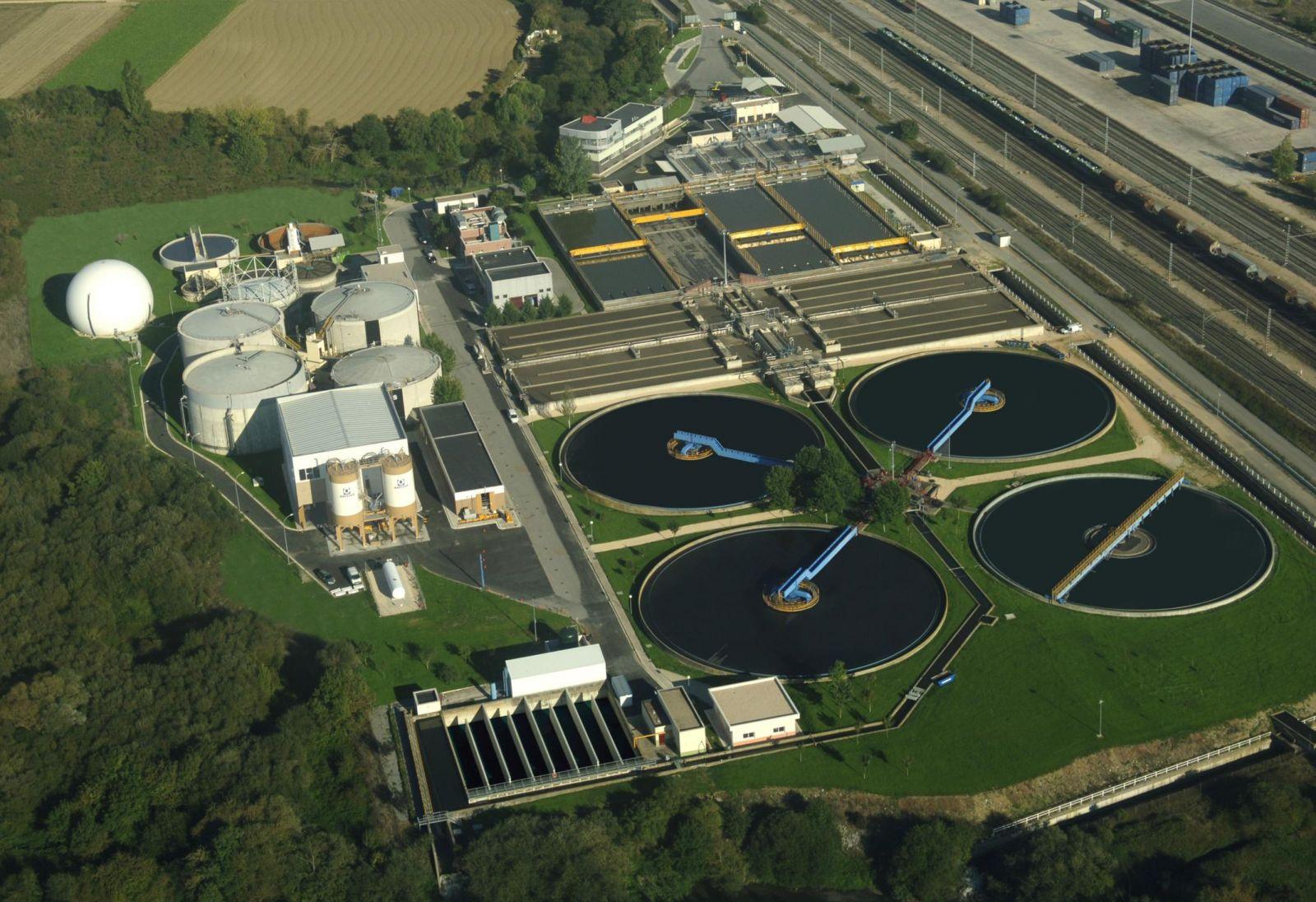 Curso de explotaci n de edar 39 s urbanas for Depuradora aguas residuales