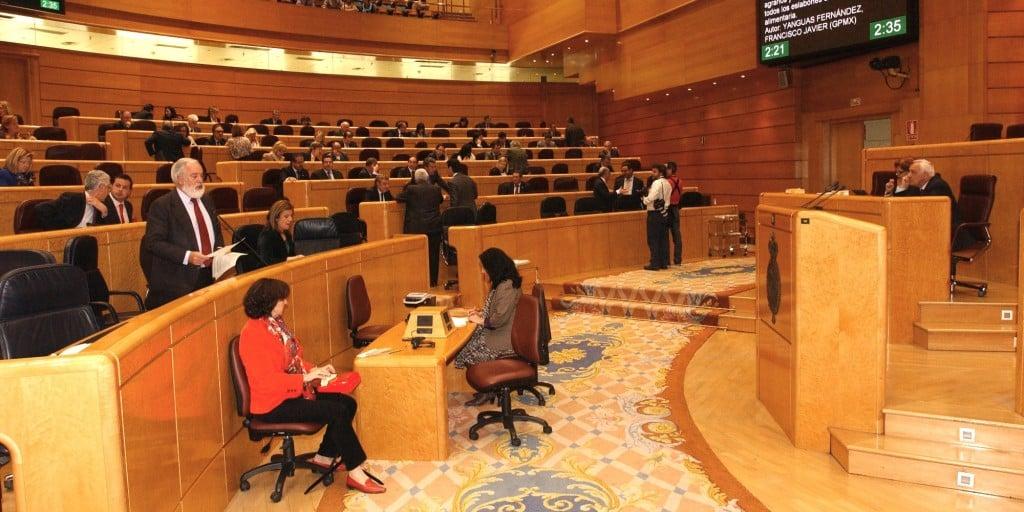 Arias Cañete en el Senado 2n_tcm7-224140
