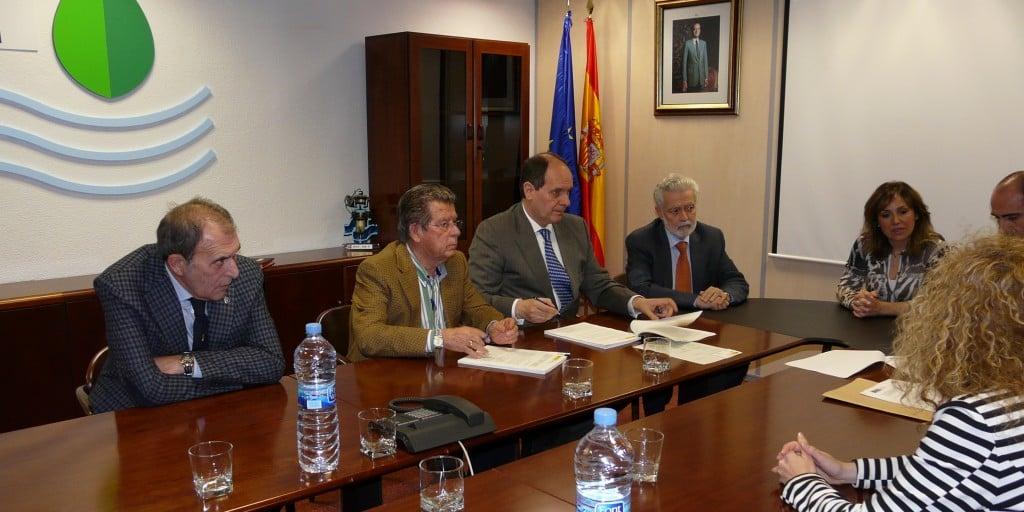 Firma Convenio Magrama y Comunidad Regantes Lorca 1_tcm7-272780