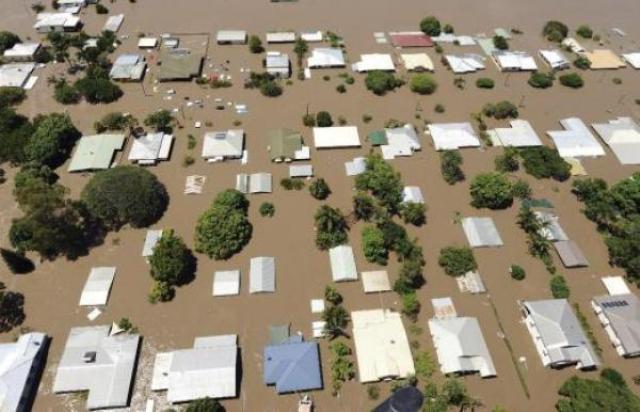 Inundaciones por ciclón Oswald en el sureste de Australia. / Foto: noticias.lainformacion.com