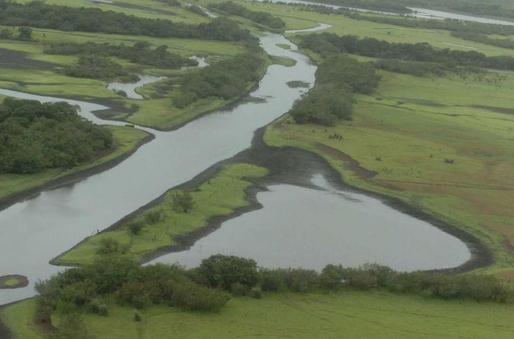 Rio Eo a su paso por Lugo