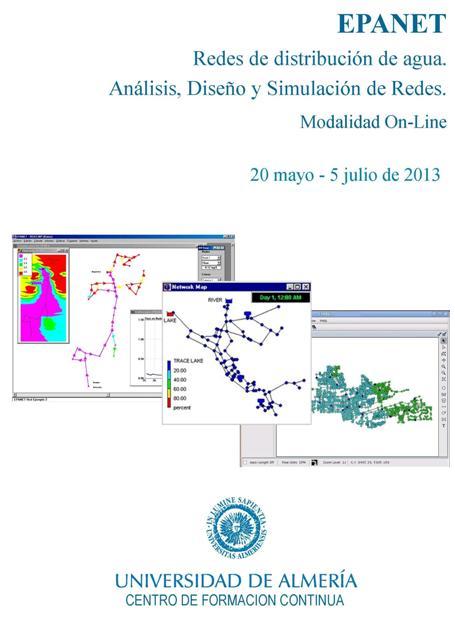 Diptico EPANET (UAL)