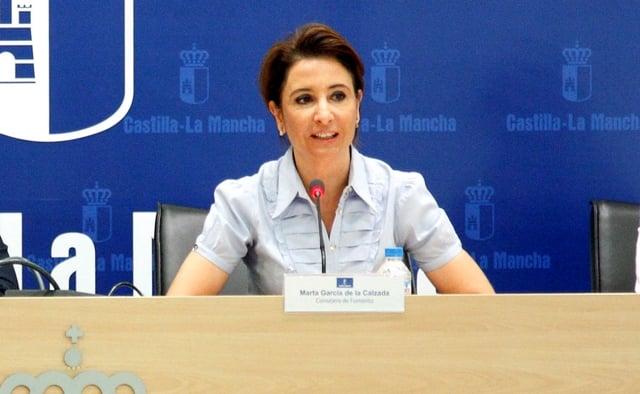 Marta García de la Calzada inaugura la I Jornada de Seguridad Industrial