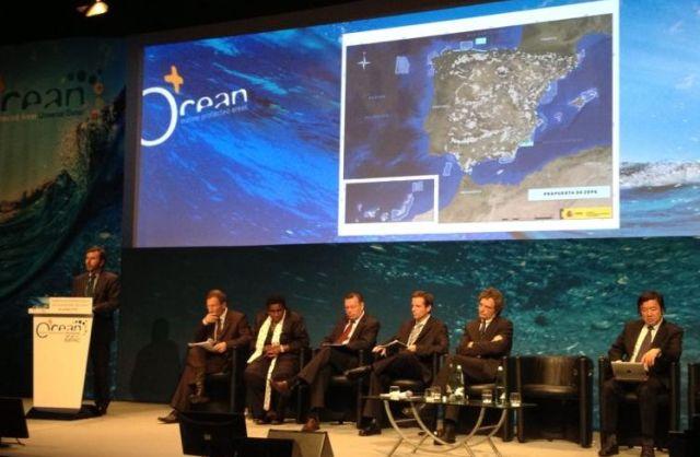 131028 P.Saavedra en Conferencia Ministerial de los Océanos_tcm7-304593_noticia