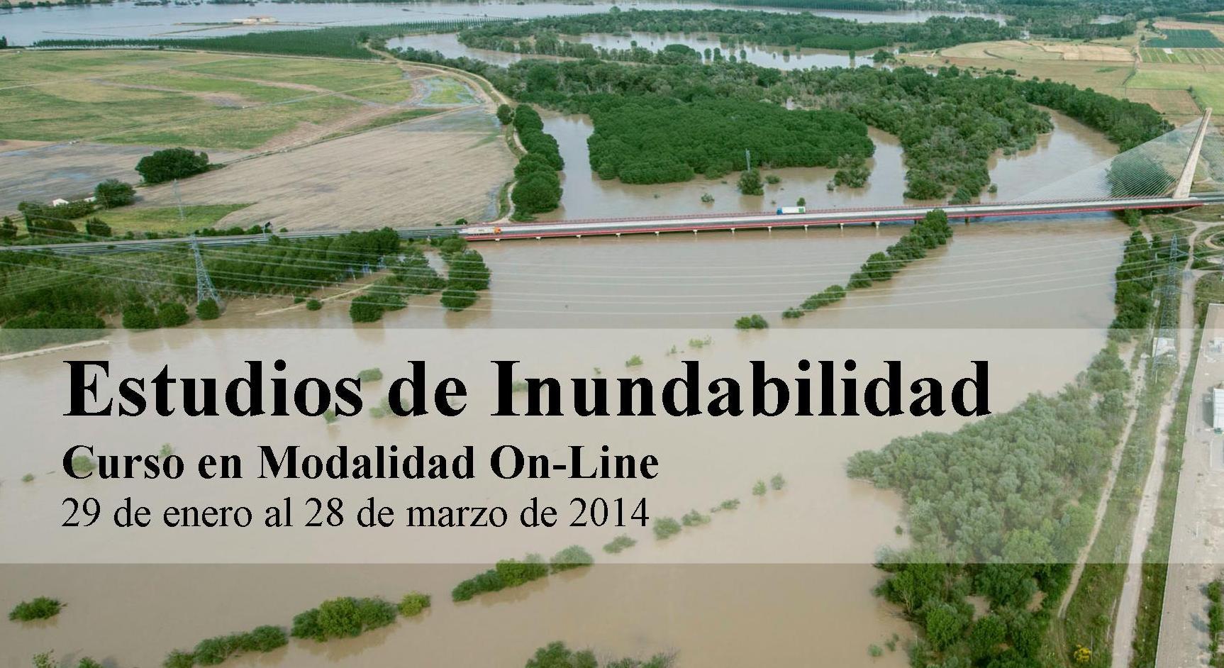 Cursos Estudios Inundabilidad