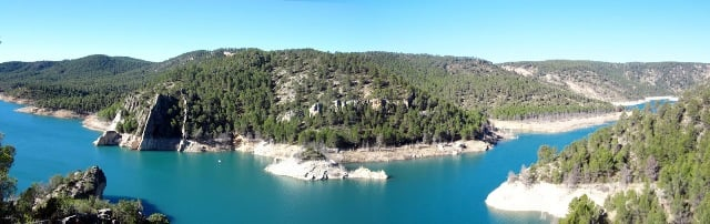 Panorama embalse