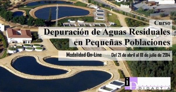 Depuración de Aguas Residuales en Pequeños Núcleos
