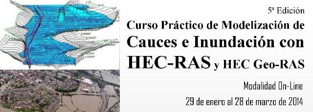 5ªEdición HECRAS facebook