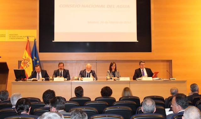 140326 Consejo Nacional Agua 1_tcm7-321891_noticia
