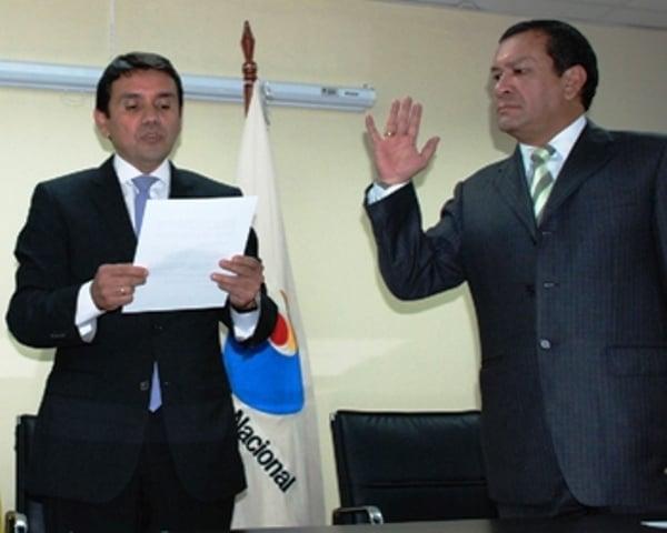 Alexis-Sánchez-asume-el-cargo-de-subsecretario-de-Agua-Potable-y-Saneamiento