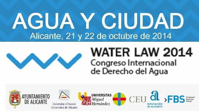agua y ciudad