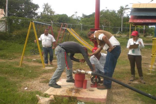 VENEZUELA--Inameh-inspeccion-oacute--pozos-y-acu-iacute-feros-en-Zulia-para-el-abastecimiento-de-agua