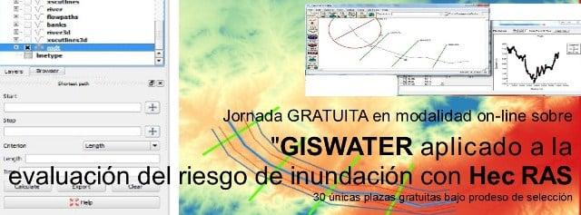 Evento jornada gratuita GISWATER1
