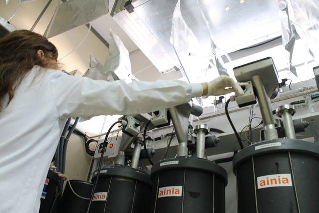 planta piloto biogas ainia