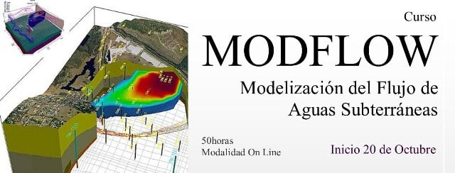 Evento Modflow octubre