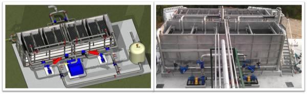 Tecnología de Biorreactor de Membranas MBR