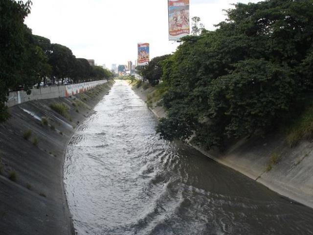VENEZUELA--Este-a-o-vence-el-plazo-establecido-por-el-gobierno-para-sanear-el-r-o-Guaire