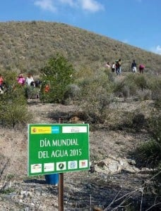 150320 Día Mundial del Agua, acto Acuamed en Lorca