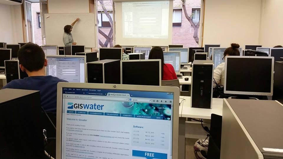 curso giswater