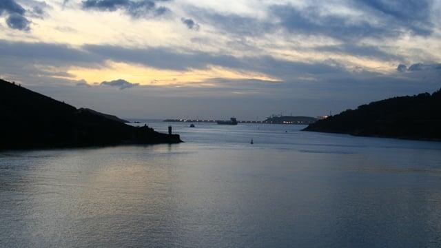 Entrada_á_Ría_de_Ferrol_16-01-09