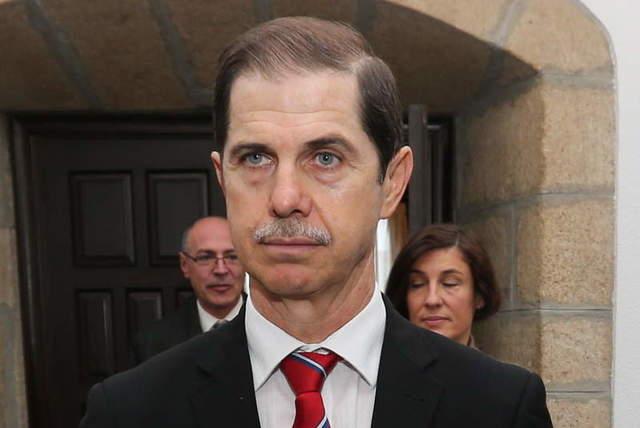 reunion presidente confederacion folgueral Francisco Marín /