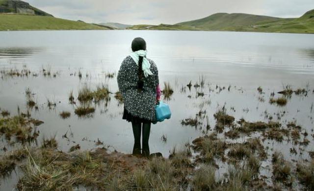 hija de la laguna nelida