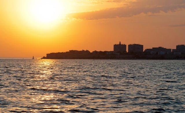 planta desaladora de agua de mar en Kazajistán
