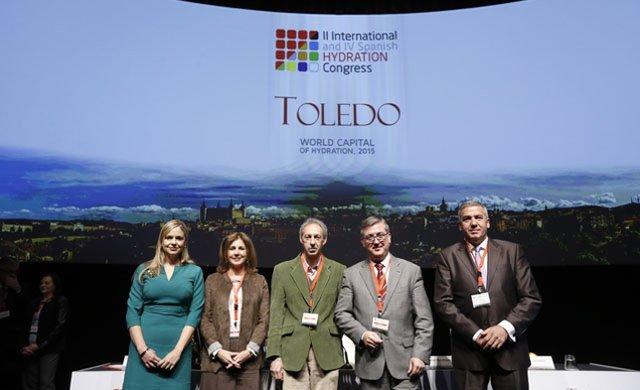II Congreso Internacional y IVNacional de Hidratación