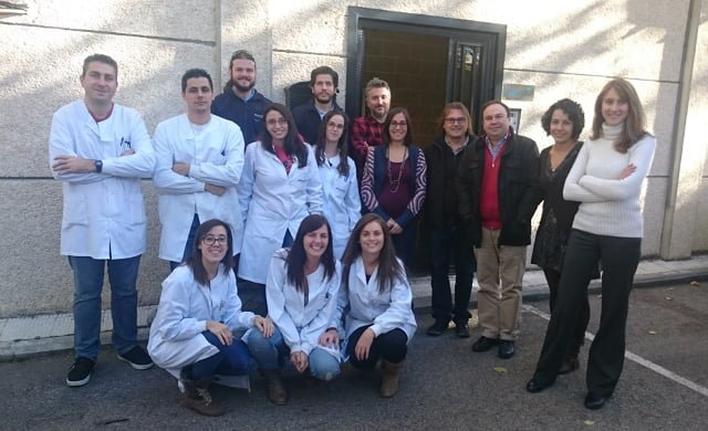 laboratorio de IPROMA en Madrid