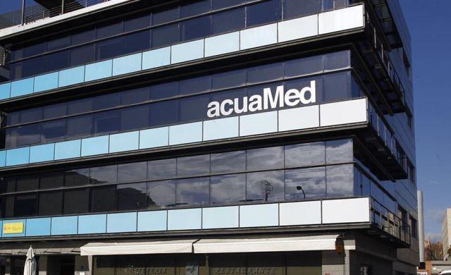 Oficinas centrales Acuamed Madrid