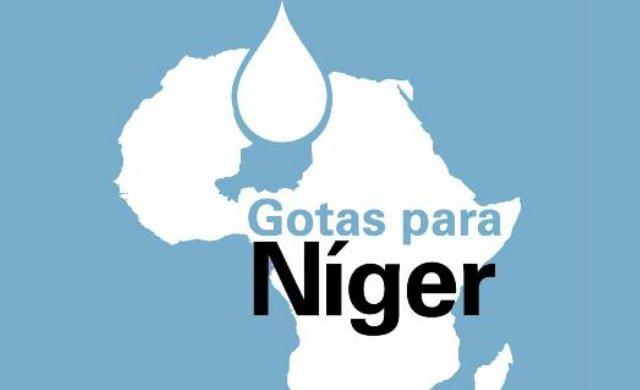 gotas para Niger